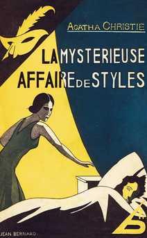La Mystérieuse Affaire de Styles - fac-similé prestige