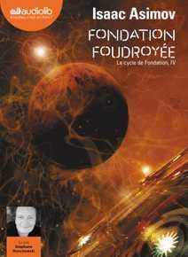 Fondation foudroyée - Le Cycle de Fondation,…