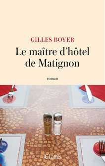 Le maître d'hôtel de Matignon
