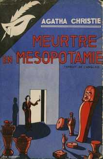 Meurtre en Mésopotamie - fac-similé prestige